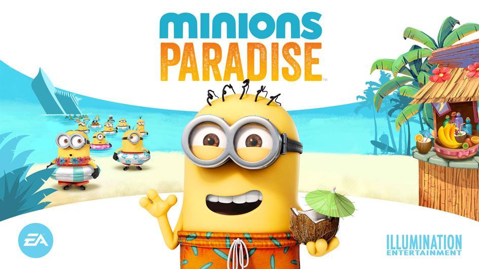 Cultura-Geek-minions paradise-E3-2015