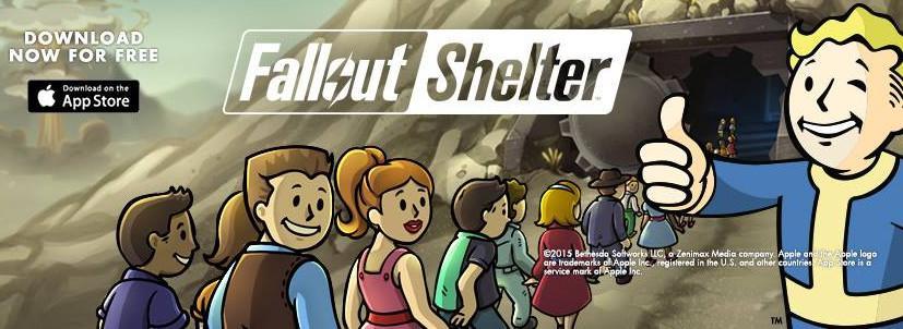 Fallout Shelter 2 lo mejor de 2015