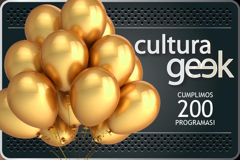 cultura geek 200 programas