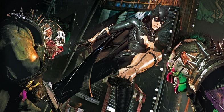 Cultura Geek Batgirl Arkham Knight 2