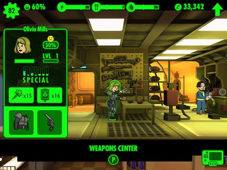Cultura Geek Fallout Shelter Android 2