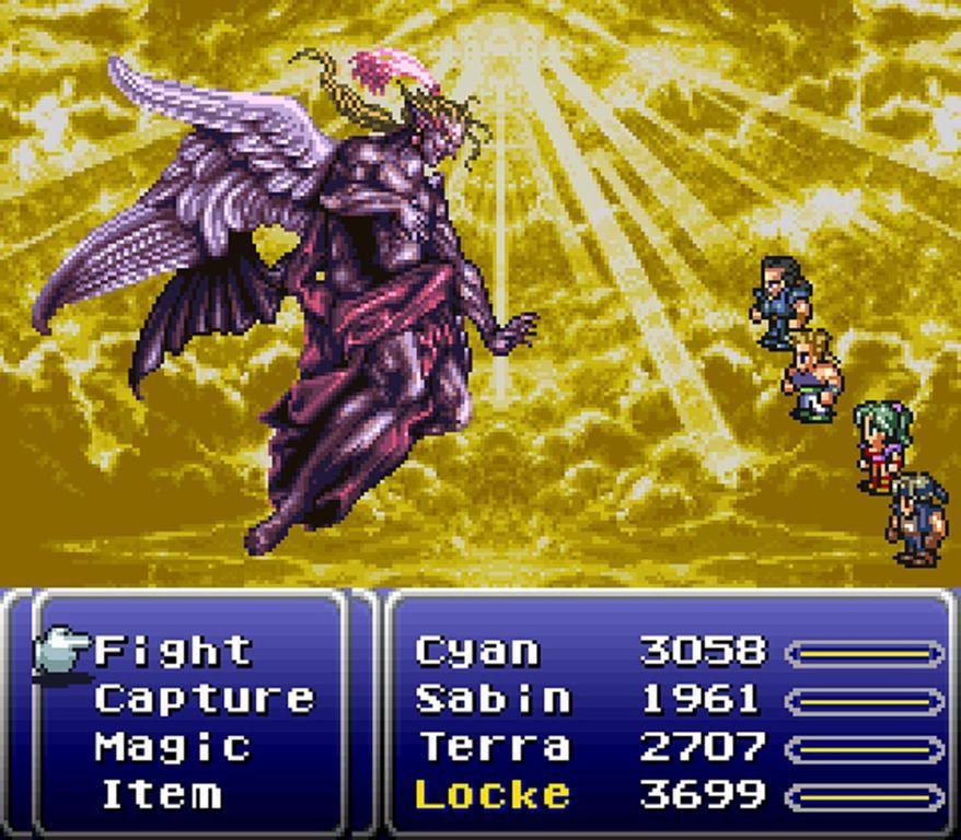 Cultura Geek Final Fantasy 6
