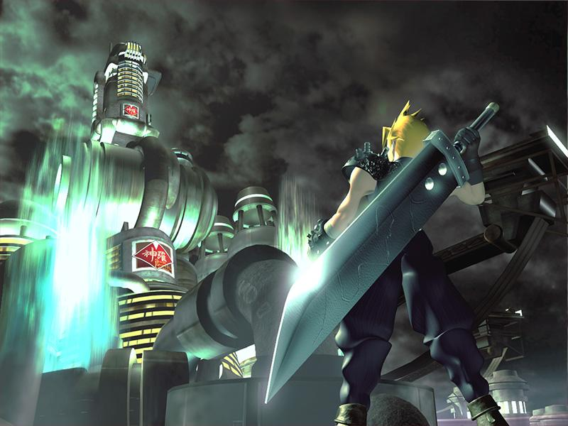 Cultura Geek Final Fantasy 7
