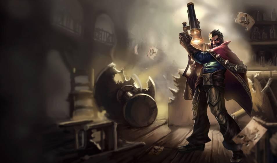 Cultura Geek League of Legends Aguasturbias 3