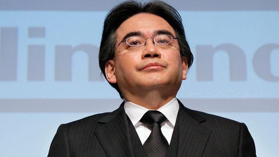 Cultura Geek Satoru Iwata 1