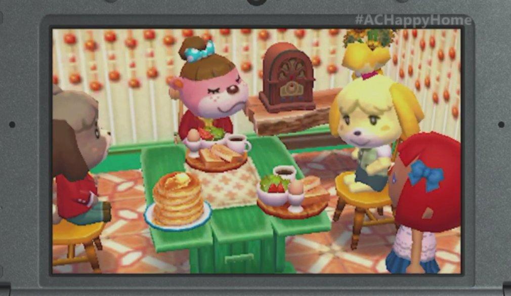 Cultura Geek Animal Crossing Happy Home Designer 1