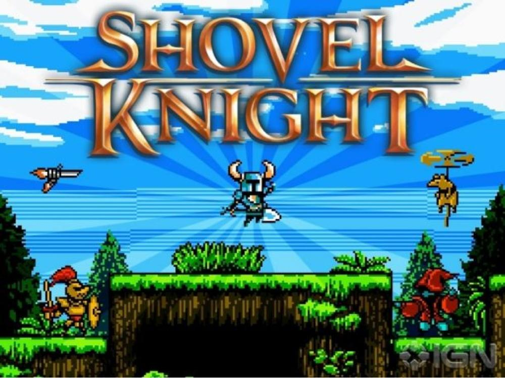 Cultura Geek Shovel Knight Wii U 1