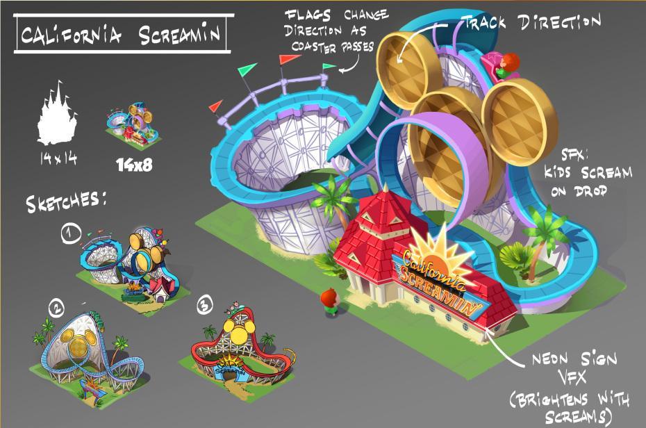 Disney-Magic-Kingdoms_California-Screamin-art