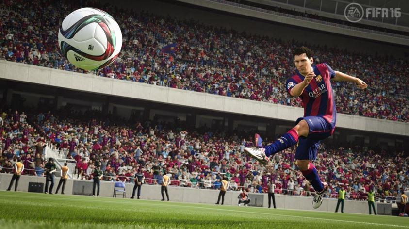 FIFA 16 CULTURA GEEK