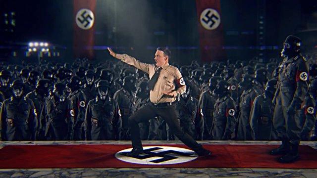¿Hitler maestro de artes marciales? ¡Me anoto!