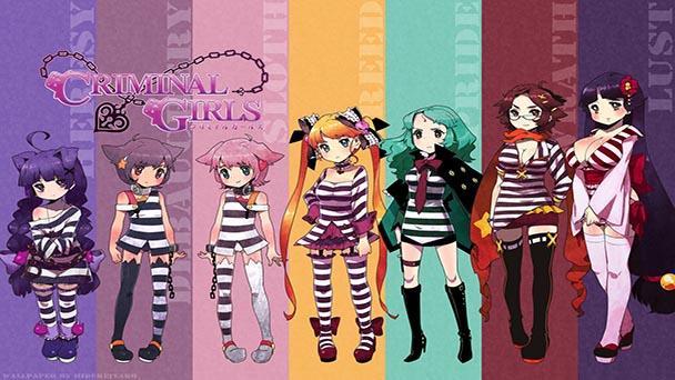 Cultura Geek Criminal Girls