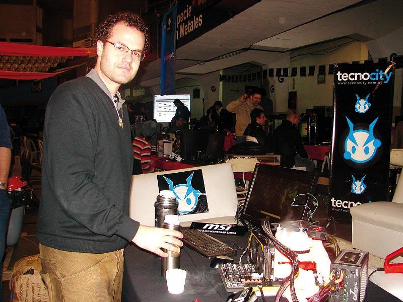 Cultura Geek Entrevista Nacho Arroyo 2