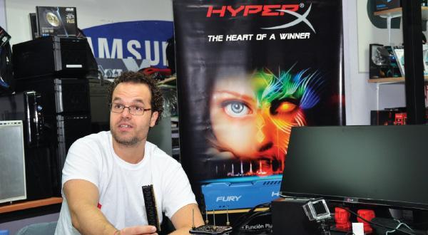 Cultura Geek Entrevista Nacho Arroyo 4