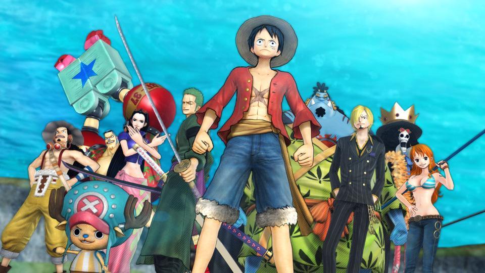 Cultura Geek Review One Piece Pirate Warriors 3 - 1