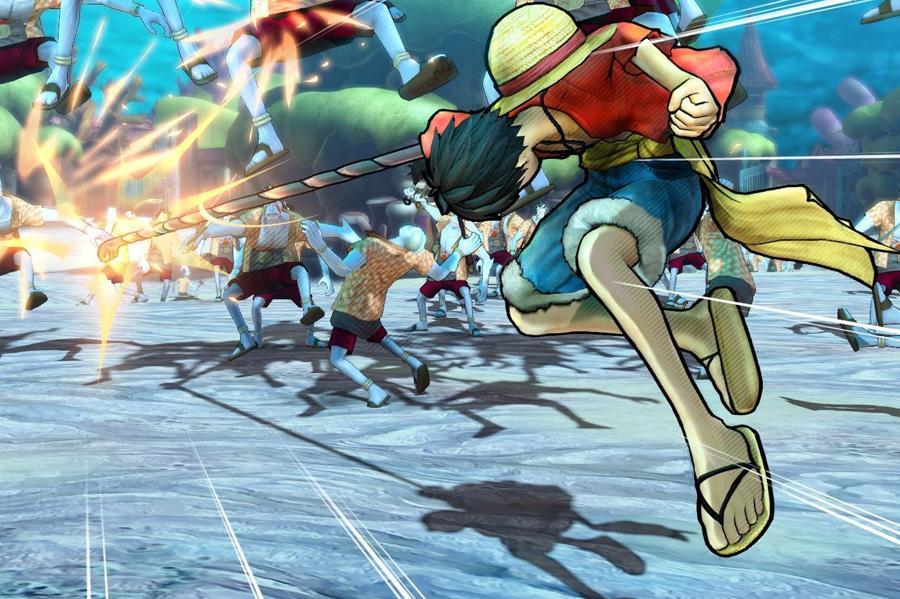 Cultura Geek Review One Piece Pirate Warriors 3 - 2
