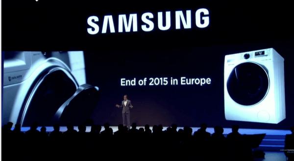 Cultura Geek Samsung IFA 2015 Addwash 1