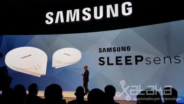 Cultura Geek Samsung IFA 2015 Sleep Sense 2