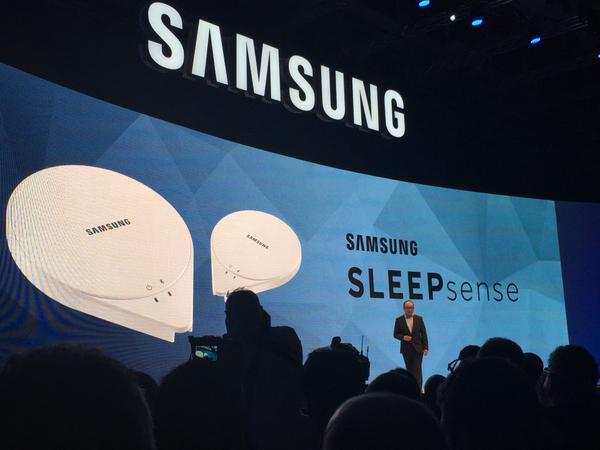 Cultura Geek Samsung IFA 2015 Sleep Sense