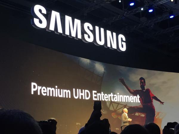 Cultura Geek Samsung IFA 2015 UHD