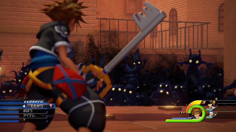 KH3 screenshot