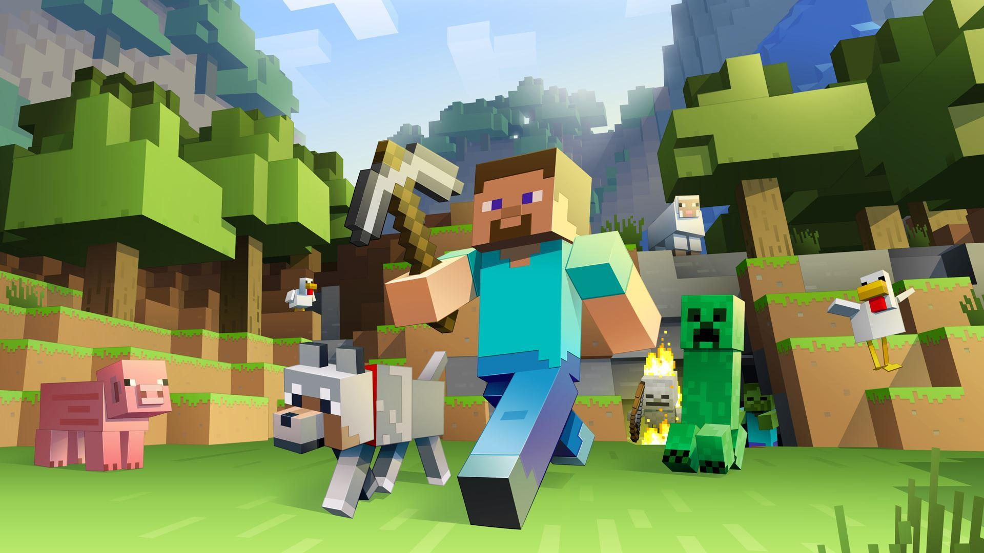 Minecraft culturageek.com.ar