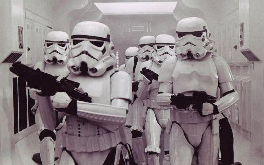Stormtroopers culturageek.com.ar