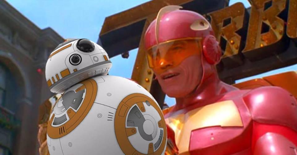 Hasta Turboman quiere al BB-8