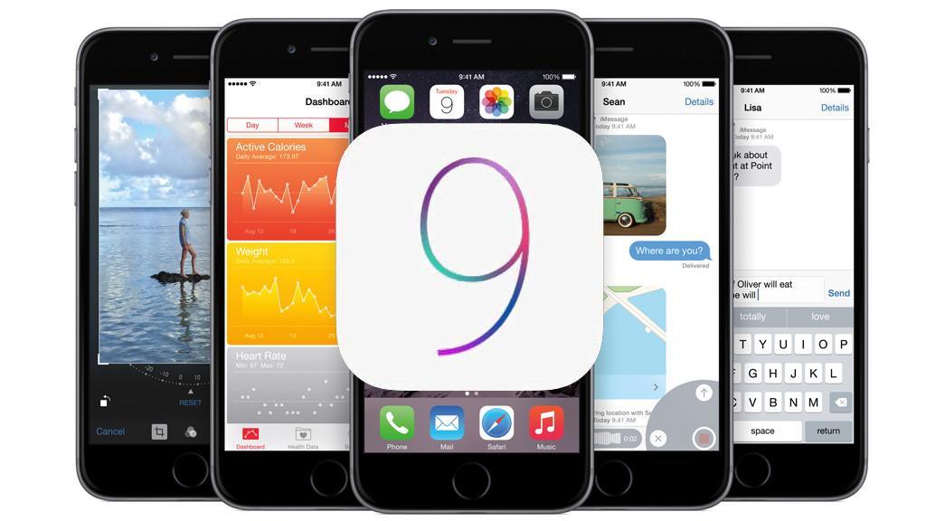 iOS 9 culturageek.com.ar