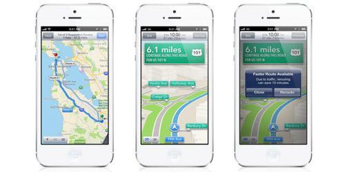 iOS 9 maps culturageek.com.ar