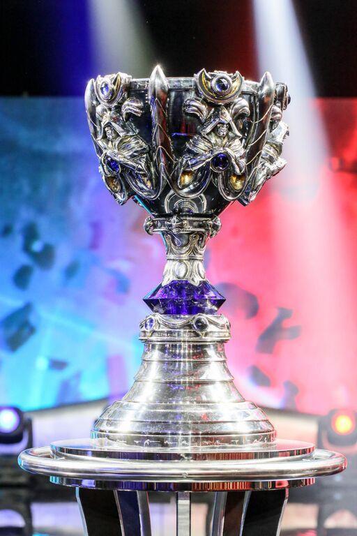 Cultura Geek Campeonato mundial LoL 3