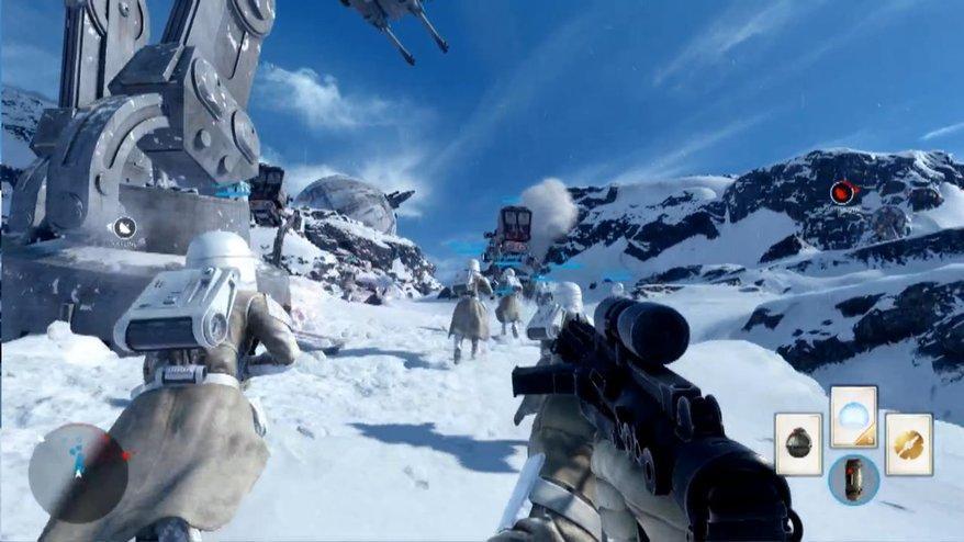 Cultura Geek Star Wars Battlefront Beta 2