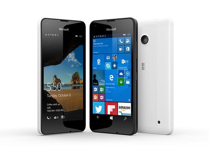 Lumia 550 culturageek.com.ar