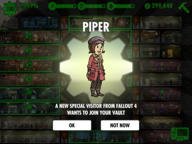 fallout shelter piper culturageek.com.ar