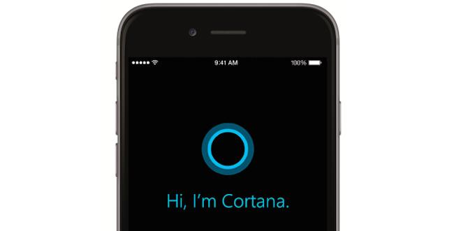Cortana iOS culturageek.com.ar