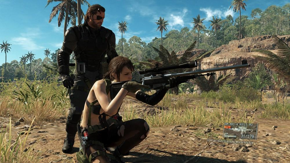 Cultura Geek Game Awards 2015 Metal Gear Solid V The Phantom Pain