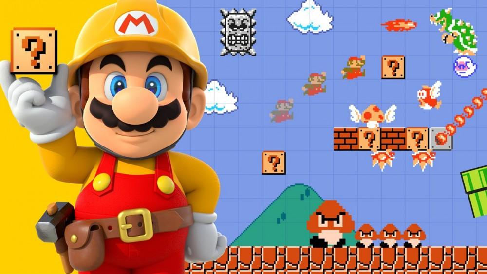 Cultura Geek Game Awards 2015 Super Mario Maker