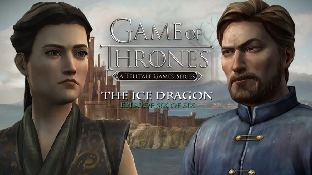 Cultura Geek Game of Thrones Episode 6 The Ice Dragon 1
