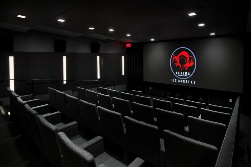 Cultura Geek Konami Kojima Productions LA 1