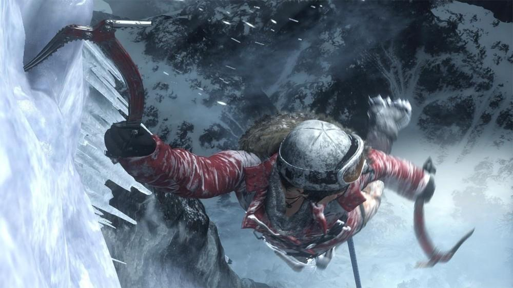 Cultura Geek Review Rise of the Tomb Raider 4
