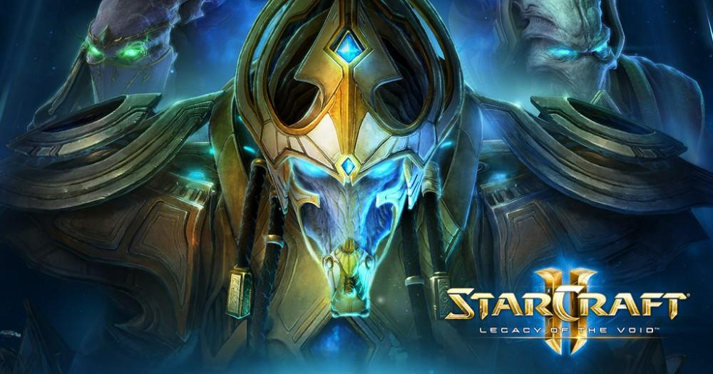 Cultura Geek Review StarCraft 2 Legacy of the Void 1