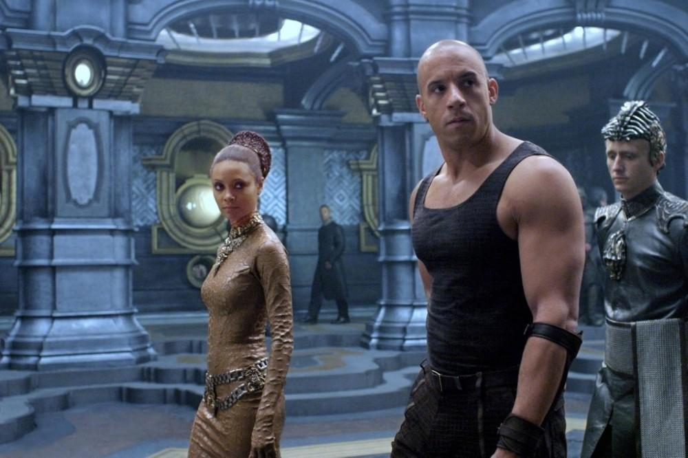 Cultura Geek The Chronicles of Riddick