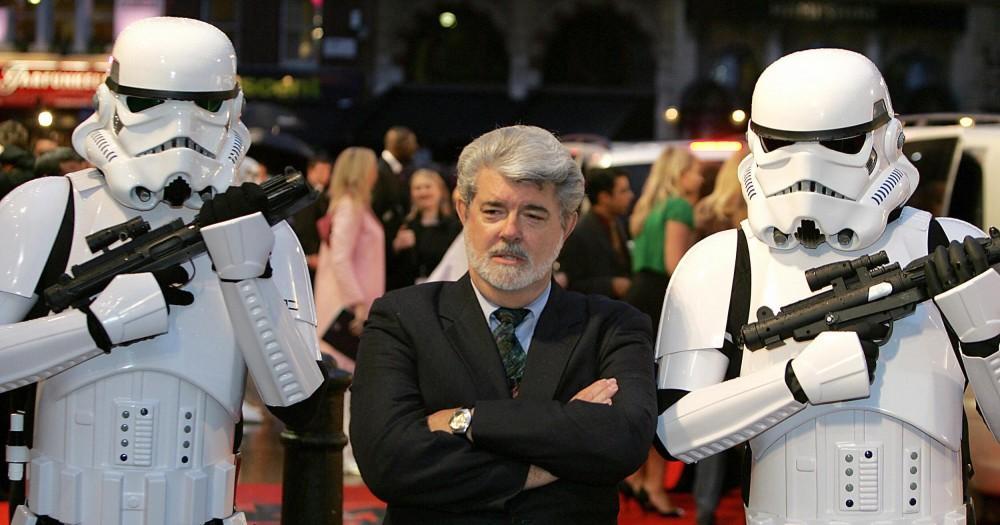 George Lucas h culturageek.com.ar