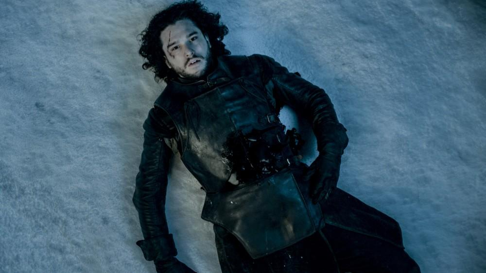 GoT Jon's death culturageek.com.ar