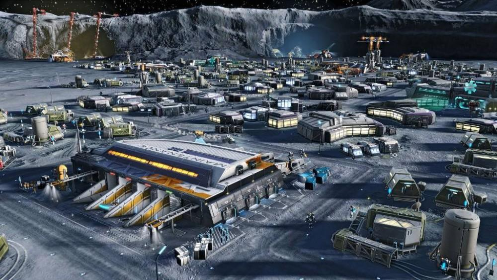 Review Anno 2205 PC 2