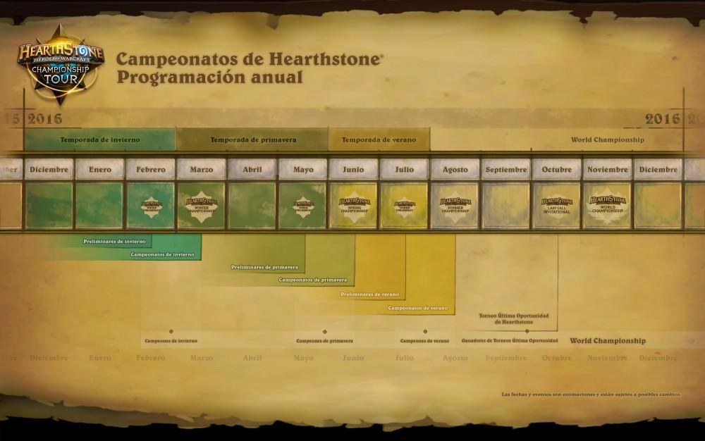 Torneo Hearthstone culturageek.com.ar