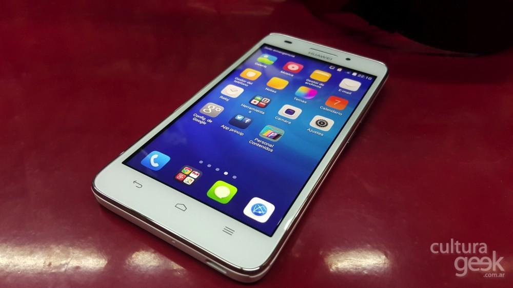 cultura geek Huawei G620s reseña