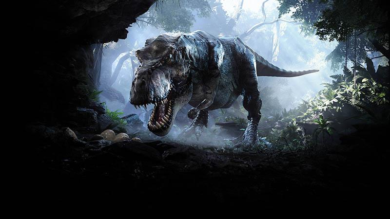 Back to Dinosaur Island Cultura Geek 1