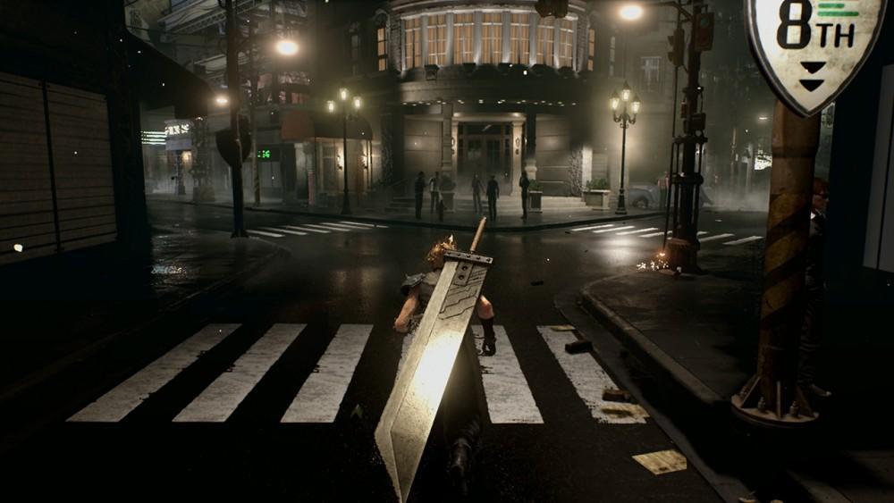 Cultura Geek Final Fantasy VII Remake 1