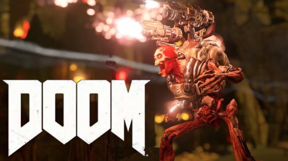 Cultura Geek Juegos de 2016 Doom