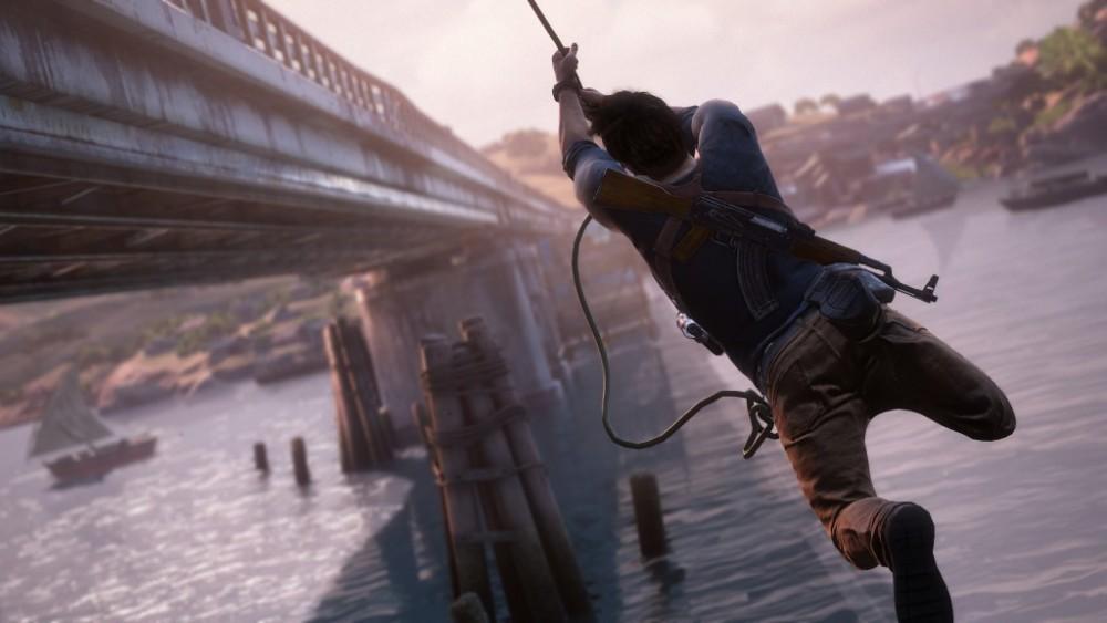 Cultura Geek Juegos de 2016 Uncharted 4